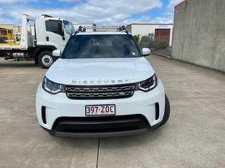 2019 Land Rover Discovery Series 5 L462 MY20 SE White 8 Speed Sports Automatic Wagon