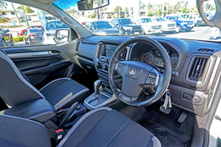 2017 Holden Colorado RG MY17 LS Space Cab White 6 Speed Sports Automatic Cab Chassis