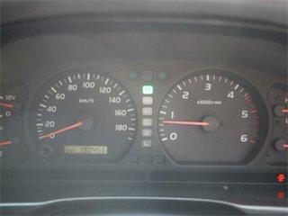 1999 Toyota Landcruiser HZJ105R GXL Green 4 Speed Automatic Wagon