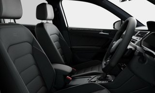 2021 Volkswagen Tiguan 5N MY22 162TSI R-Line DSG 4MOTION Silver 7 Speed Sports Automatic Dual Clutch
