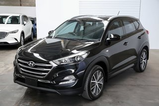 2016 Hyundai Tucson TL Active X 2WD Black 6 Speed Sports Automatic Wagon.