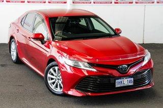 2019 Toyota Camry AXVH71R Ascent Feverish Red 6 Speed Constant Variable Sedan Hybrid.