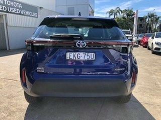 2020 Toyota Yaris Cross MXPJ15R GX AWD Lunar Blue 1 Speed Constant Variable Wagon Hybrid