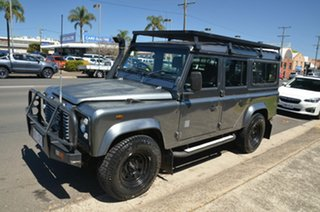 2004 Land Rover Defender 110 TD5 Extreme (4x4) Grey 5 Speed Manual Wagon.