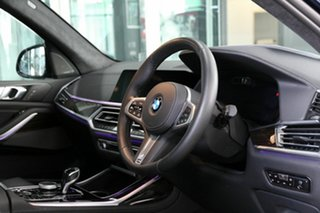 2020 BMW X7 G07 xDrive30d Steptronic Blue 8 Speed Sports Automatic Wagon.