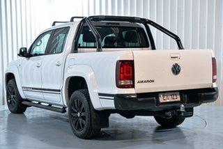 2016 Volkswagen Amarok 2H MY16 TDI420 4MOTION Perm Atacama White 8 Speed Automatic Utility
