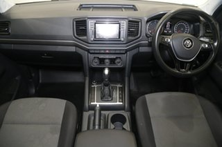 2017 Volkswagen Amarok 2H MY17 TDI420 4MOTION Perm Core Grey 8 Speed Automatic Utility