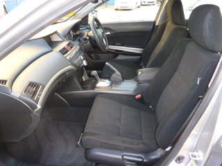 2012 Honda Accord 50 MY11 VTi Silver 5 Speed Automatic Sedan