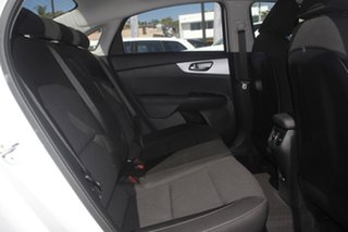 2021 Kia Cerato BD MY22 S Safety Pack Clear White 6 Speed Automatic Sedan