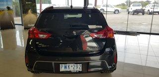 2013 Toyota Corolla ZRE182R Ascent Sport Black 6 Speed Manual Hatchback.