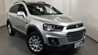 2016 Holden Captiva CG MY17 Active 2WD Silver 6 Speed Sports Automatic Wagon.