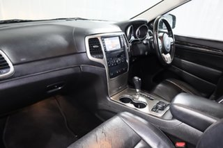 2012 Jeep Grand Cherokee WK MY2013 Overland White 5 Speed Sports Automatic Wagon