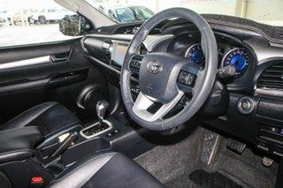 2016 Toyota Hilux GUN126R SR5 (4x4) Crystal Pearl 6 Speed Automatic Dual Cab Utility