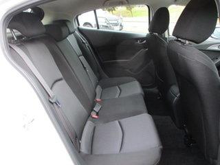 2016 Mazda 3 BM MY15 Neo White 6 Speed Manual Hatchback