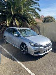 2016 Subaru Impreza G5 MY17 2.0i-S CVT AWD Silver 7 Speed Constant Variable Hatchback.