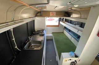 1990 Nissan Civilian W40 White Campervan