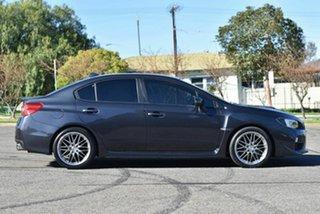 2014 Subaru WRX V1 MY15 Premium Lineartronic AWD Grey 8 Speed Constant Variable Sedan