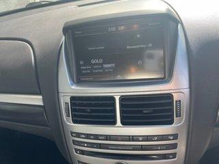 2015 Ford Falcon FG X XR6 Ute Super Cab Turbo Grey 6 Speed Manual Utility
