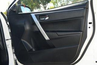 2015 Toyota Corolla ZRE172R ZR S-CVT Glacier White 7 Speed Constant Variable Sedan