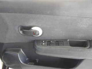 2006 Nissan Tiida C11 ST Gold 4 Speed Automatic Hatchback