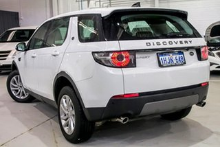 2018 Land Rover Discovery Sport L550 18MY HSE White 9 Speed Sports Automatic Wagon.