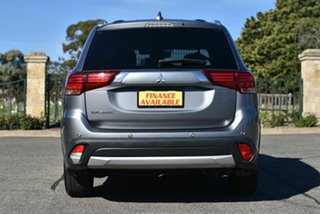 2017 Mitsubishi Outlander ZK MY17 LS 2WD Safety Pack Grey 6 Speed Constant Variable Wagon