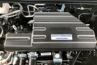 2017 Honda CR-V RW MY18 VTi-L FWD White 1 Speed Constant Variable Wagon
