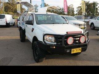Ford  2013.25 SINGLE CC XL PLUS . 3.2D 6A 4X4.