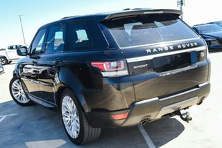 2016 Land Rover Range Rover Sport L494 17MY SE Black 8 Speed Sports Automatic Wagon