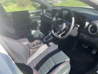 2021 Kia Cerato BD MY22 GT DCT Snow White Pearl 7 Speed Manual Sedan