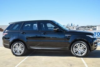 2016 Land Rover Range Rover Sport L494 17MY SE Black 8 Speed Sports Automatic Wagon.