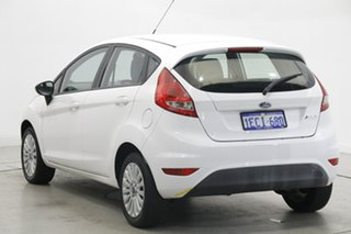 2012 Ford Fiesta WT LX White 5 Speed Manual Hatchback.