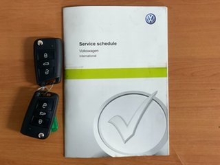 2016 Volkswagen Golf VII MY17 92TSI DSG Trendline White 7 Speed Sports Automatic Dual Clutch