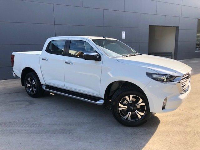 New Mazda BT-50 TFS40J GT Alexandria, 2021 Mazda BT-50 TFS40J GT Ice White 6 Speed Sports Automatic Utility