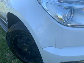 2014 Holden Colorado RG MY14 LTZ Crew Cab Summit White 6 Speed Sports Automatic Utility.