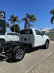 2021 Mazda BT-50 B XT White 6 Speed Automatic Single Cab