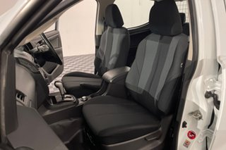 2016 Isuzu D-MAX MY17 SX Crew Cab White 6 speed Automatic Cab Chassis