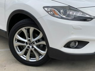 2013 Mazda CX-9 TB10A5 Grand Touring Activematic AWD White 6 Speed Sports Automatic Wagon