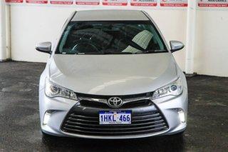 2017 Toyota Camry ASV50R MY16 Altise Silver Pearl 6 Speed Automatic Sedan