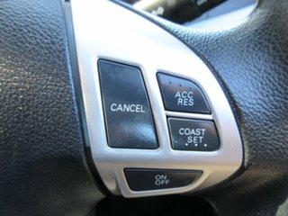 2009 Mitsubishi Lancer CJ MY09 ES Silver 5 Speed Manual Sedan