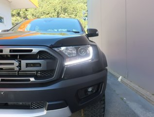 2018 Ford Ranger PX MkIII 2019.00MY Raptor Black 10 Speed Sports Automatic Utility
