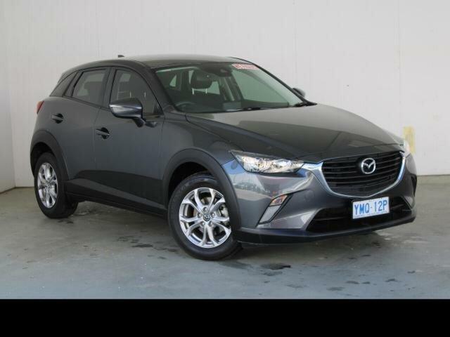 Used Mazda CX-3 DK MY17.5 Maxx (FWD) (5Yr) Phillip, 2018 Mazda CX-3 DK MY17.5 Maxx (FWD) (5Yr) Grey 6 Speed Automatic Wagon