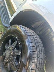 2014 Holden Colorado RG MY14 LTZ Crew Cab Summit White 6 Speed Sports Automatic Utility