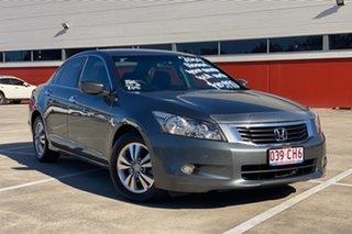 2009 Honda Accord 50 VTi 40th Anniversary Grey 5 Speed Automatic Sedan.