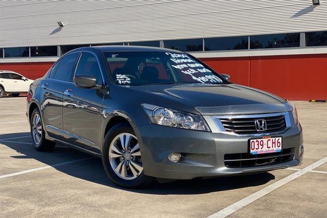 Used Honda Accord 50 VTi 40th Anniversary Morayfield, 2009 Honda Accord 50 VTi 40th Anniversary Grey 5 Speed Automatic Sedan