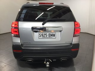 2016 Holden Captiva CG MY17 Active 2WD Silver 6 Speed Sports Automatic Wagon
