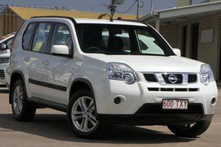 2013 Nissan X-Trail T31 Series V ST Snow Storm 1 Speed Constant Variable Wagon.