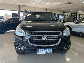 2015 Holden Colorado 7 RG MY16 LTZ Black 6 Speed Sports Automatic Wagon.