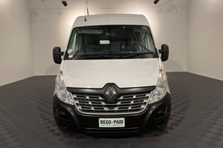 2019 Renault Master X62 Mid Roof MWB AMT White 6 speed Automatic Van.