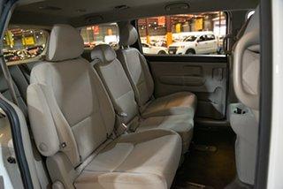 2019 Kia Carnival YP MY19 S White 8 Speed Sports Automatic Wagon